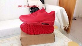 nike air max 90 hyperfuse red independance day all sizes inc delivery paypal