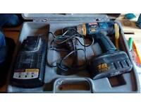 Ryobi 18v battery screwdriver