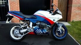 BMW Boxer Cup R1100S 2004 9800miles only.