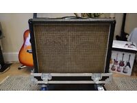 1979 Park (Marshall) 1212 Hand Wired Combo Amp w/ String Reverb