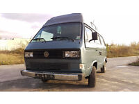 VW T25 Campervan US Import Rust Free New Professional Conversion with A/C