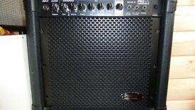 PRO/FORMANCE 20w DIGITAL REVERB AMP