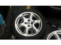 MG Rover BRM Alloys 16 inch