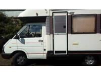 Renault motor home 1991