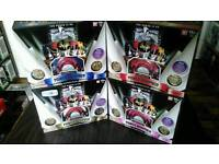 POWER RANGERS LEGACY MORPHER COLLECTION