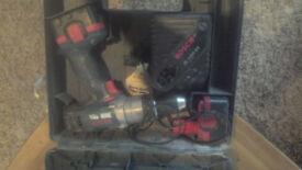 Bosch 14.4 volt cordless hammer drill