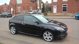 ford focus zetec black