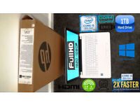 HP INTEL CORE i5 8TH GEN FHD WHITE LAPTOP *** BOXED ***