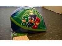 pj masks bike helmet