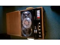 Tape to tale reel player/ recorder