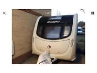 Swift 625 caravan 2011