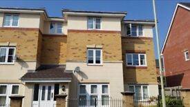 furnished 2 bedroom apartment in Church Village