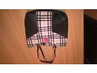 girls handbag by river island like new