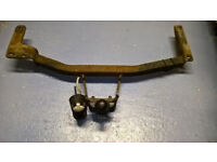 Vauxhall vectra tow bar