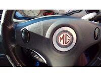 MG Rover 2005 1796cc 5door Estate.