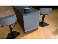 Bose Companion 5 speaker system Grade A boxed