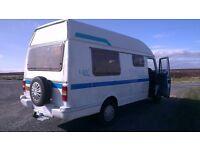 ldv diesel camper project