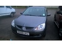 2005 MITSUBISHI LANCER ESTATE 1.6 PETROL FRESH MOT
