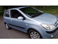 Hyundai Getz CDXi 1.5 £35 Year Road Tax Cheap ins All Electric f/c/h
