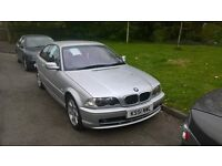 FOR SALE 2002 BMW 3 SERIES