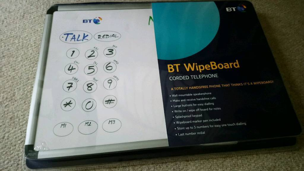 BT WHITEBOARD / PHONE