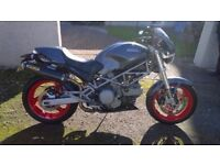 Ducati Monster 620 IE.