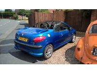 great little car, 12 months MOT only selling as its not practical for us to keep