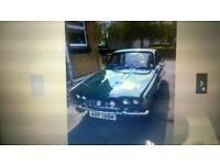 Rover P6 2200tc 1974