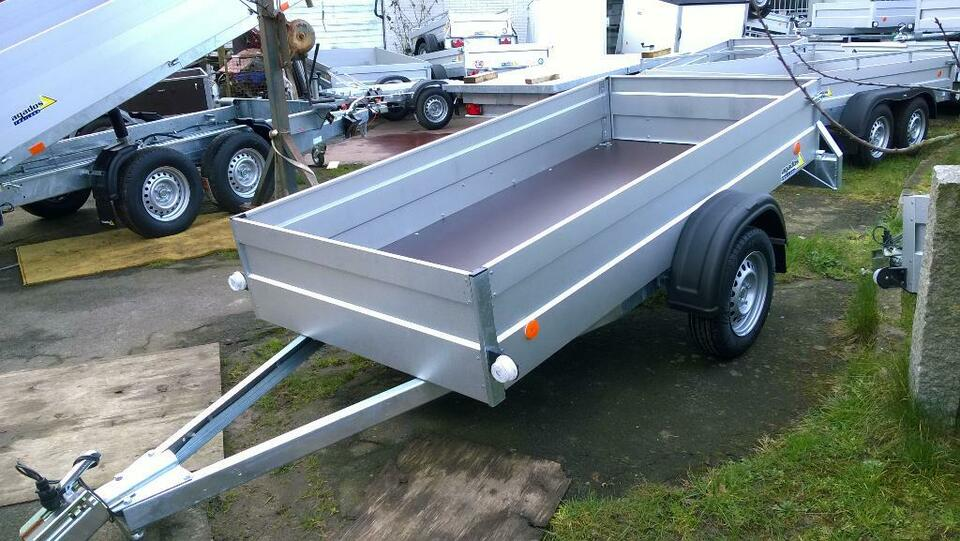 AGADOS PKW Anhänger, NP 26, 750 kg, 2650x1250x400 mm in Siek