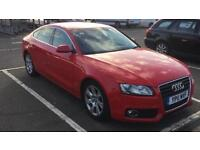 Audi A5 2.0 Diesel, Sportback,2011 years. Full Service History