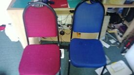 2 x desk chairs ( open to offers )