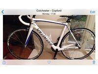Specialized Tarmac Road Bike Full Carbon Frame 56cm