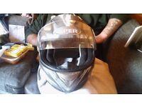 Scooter/moped helmet