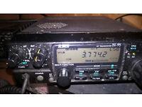 alinco dx 70 hf/6mtr transciever