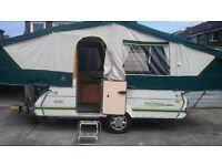 2005 pop top pennine 535 pullman trailer tent.