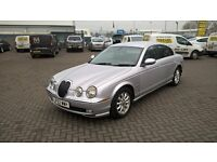 Jaguar S-Type 3.0 V6 (Automatic) Full Leather £1150ono