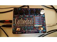EHX Electro Harmonix Cathedral