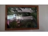 Wooden Picture Frame - 22 by 30 inches