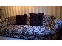 DFS Four Seater Sofa
