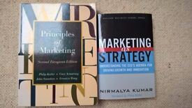 2 x Marketing books for sale- bargain !