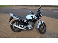 2015 Yamaha YBR 125cc