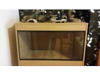 3FT X 3FT vivarium and ACCESSORIES