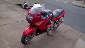 KAWASAKI ZZR-600 E7, SPORTS TOURER, 2002 02 PLATE, VERY LOW MILEGE,GOOD CONDITION BARGAIN MUST SELL