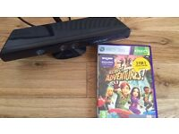 Xbox 360 Kinect and Adventures game
