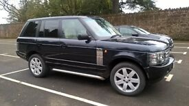Range Rover Vogue immaculate
