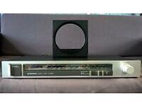 Pioneer Stereo Tuner Model TX-540L Vintage 80s FM/AM/MW/LW HiFi separates Radio