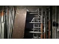 Aluminium scaffold tower 7.2m