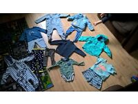 boys 9-12 month job lots clothes some 12-18