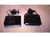 Free- 2 Modems/Wireless Routers (Belkin/Netgear)