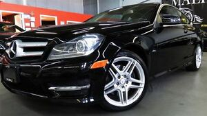 2012 Mercedes-Benz C-Class C350 AMG SPORTS PKG, KEY-LESS GO, NAV